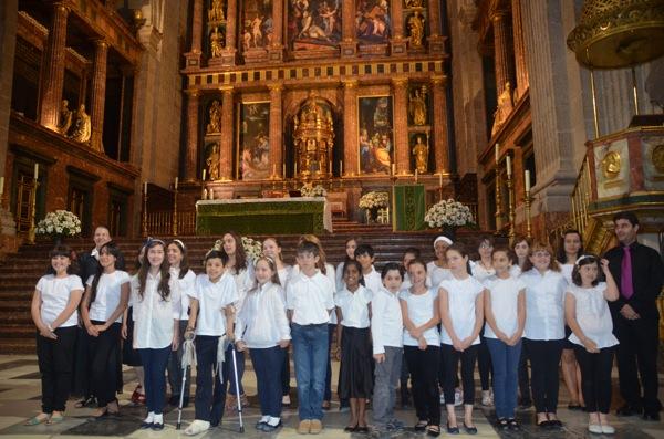 Noticias escolan a de la catedral de alcal de henares for Aprender a cocinar en alcala de henares
