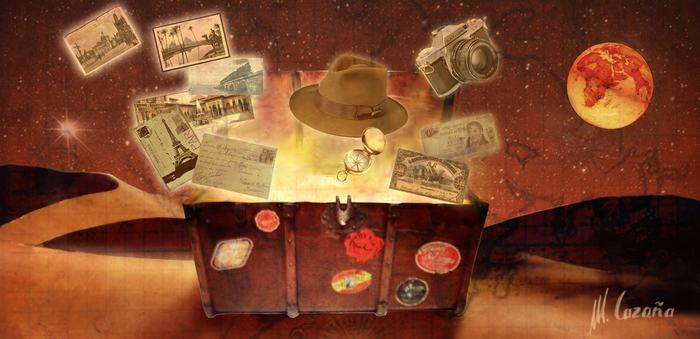 Mi baúl de viajes