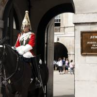 Change of the Horse Guard. London