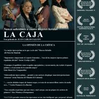 "Press Clip ""LA CAJA"" // The Wooden Box"