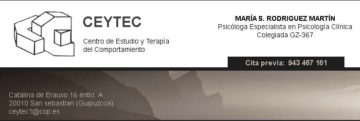 El CEYTEC, Centro de Estudio y Terapia del Comportamiento