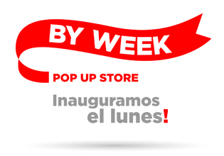 POP-UP STORE MADRID BY-WEEK