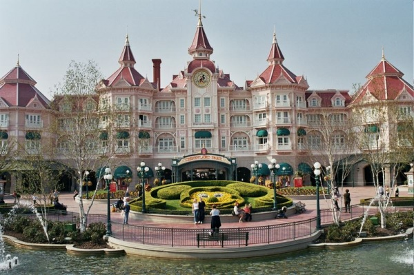 Visitar Disneyland Paris por tu cuenta